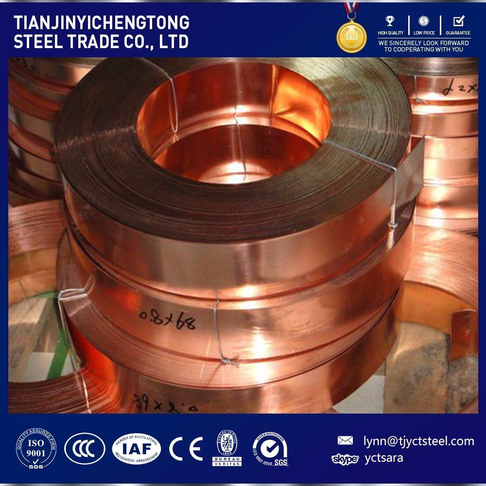 Copper Strip Coil