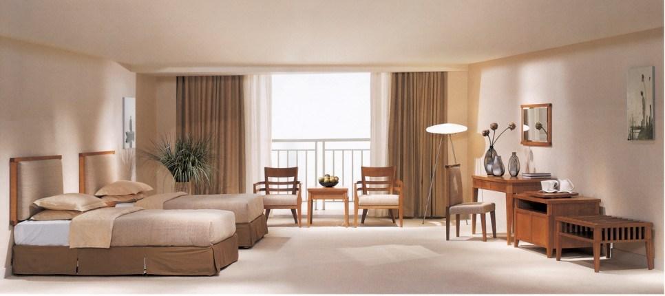 Luxury star hotel president bedroom furniture sets standard king size - China Standard Hotel Bedroom Furniture Sets Modern Hotel