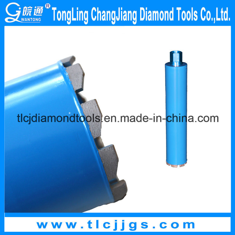 1 1/4 Unc/ M22 Laser Welded Diamond Concrete Core Drill Bit