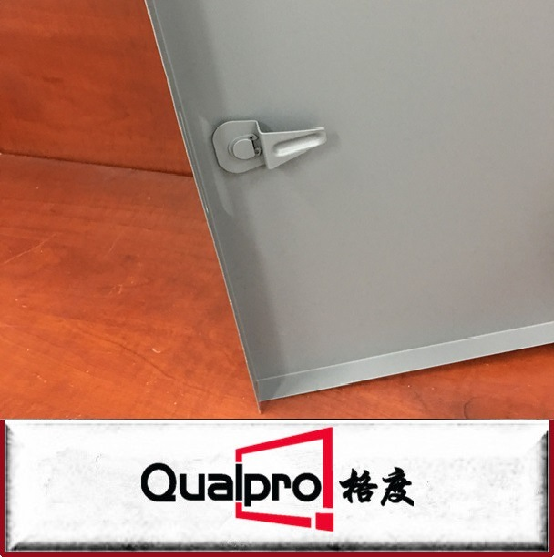 Sound absorbing set beaded metal access panel/access trapdoor AP7041