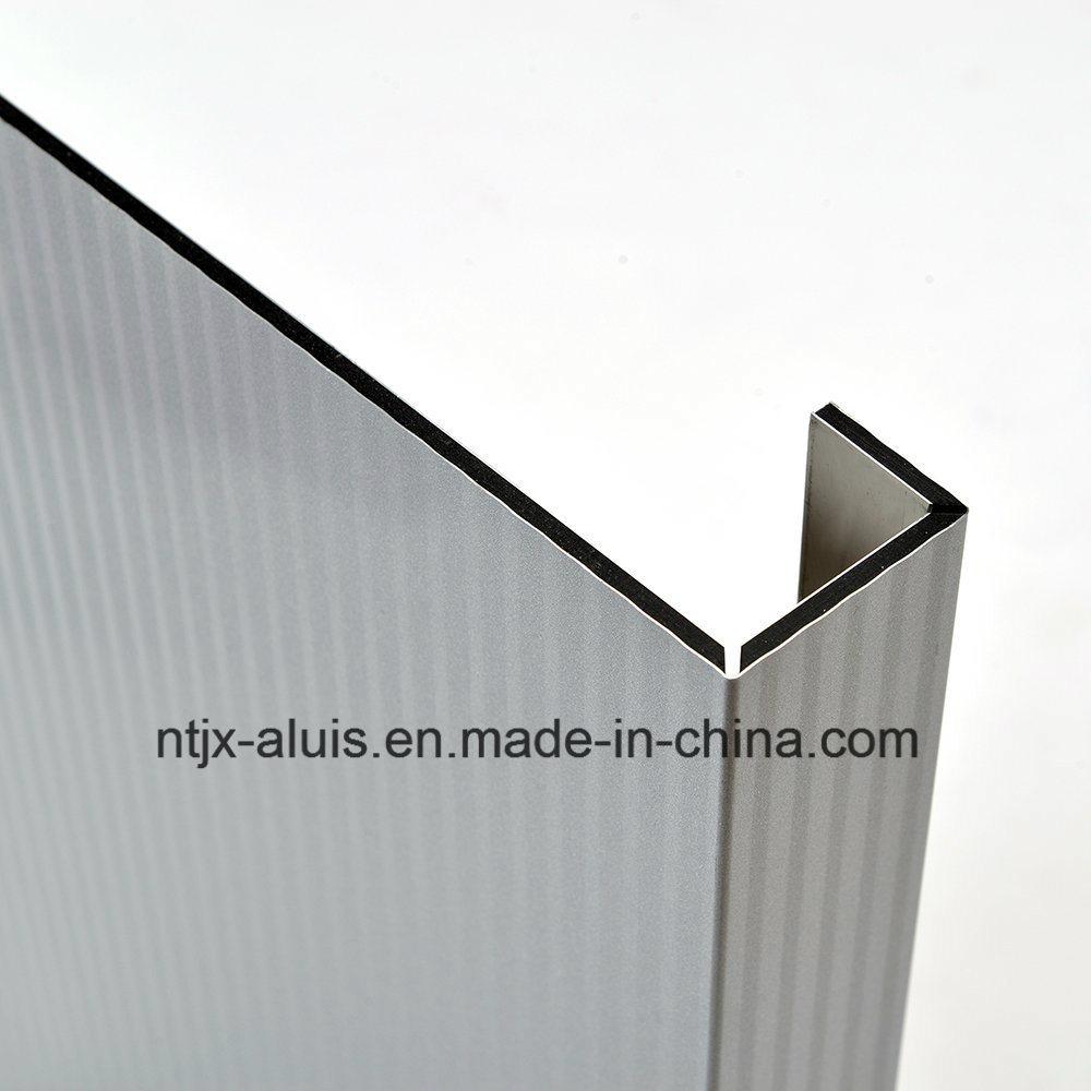 Aluis Interior Wavy Aluminium Composite Panel