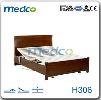Three Function Electric Home Care Nursing Bed