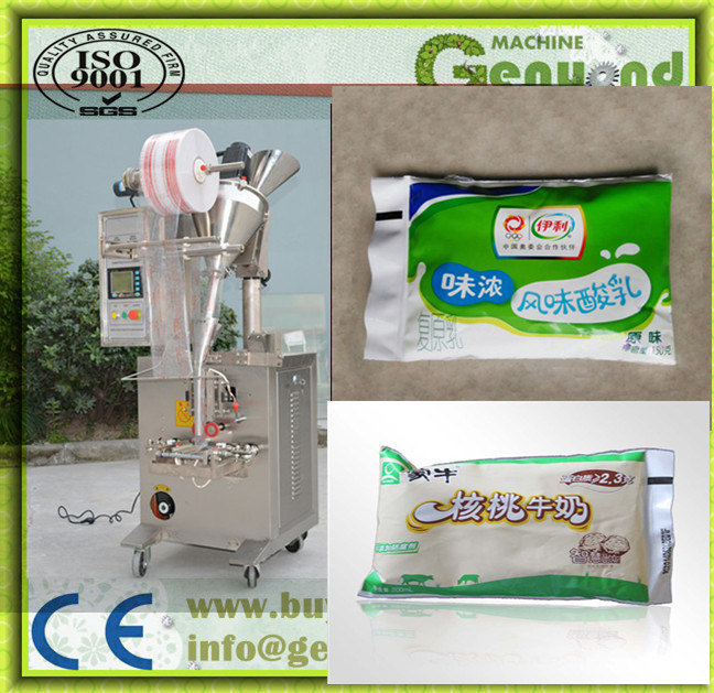 Full Automatic Milk Packaging Machine