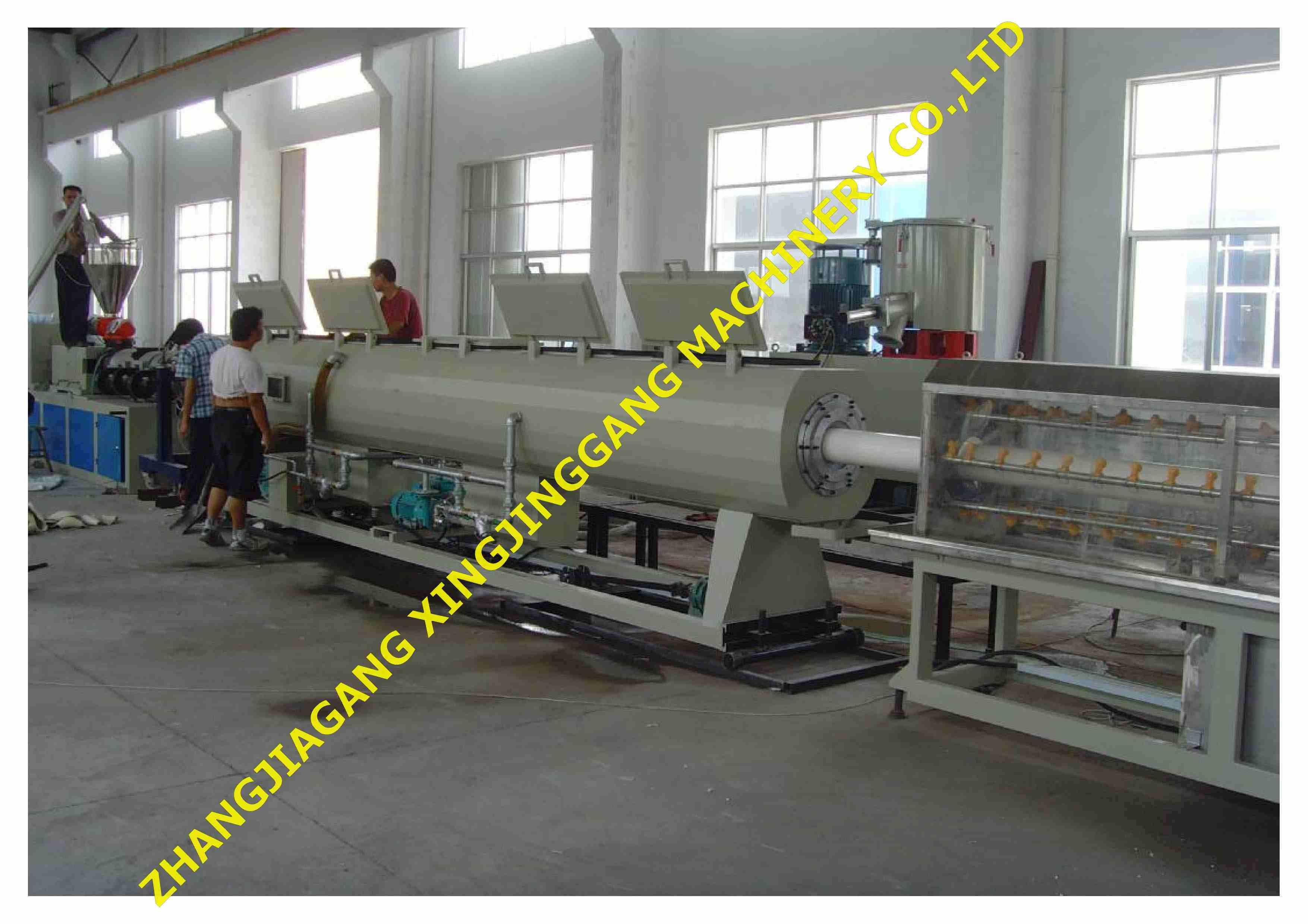 PVC Pipe Production Line / PVC Pipe Making Machine/ PVC Pipe Extruder/PVC Extruder