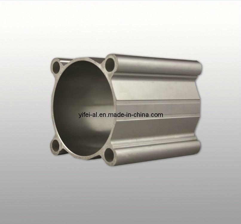 High Precision Process Aluminum/Aluminium Pneumatic Profile