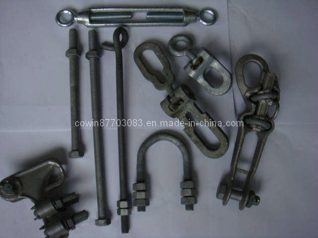 Electrical Overhead Hardware Power Line Fittings