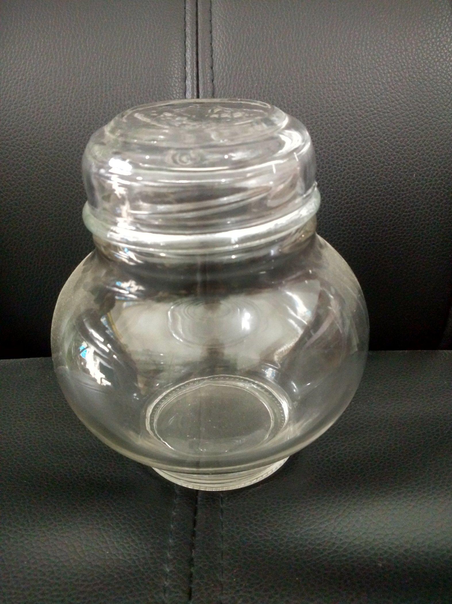 Glass Storage Glass Jar