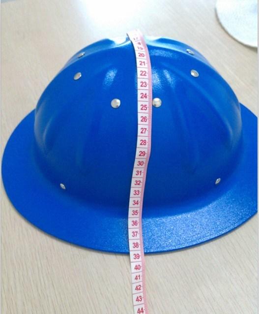 Hard Helmet of Aviation Aluminum