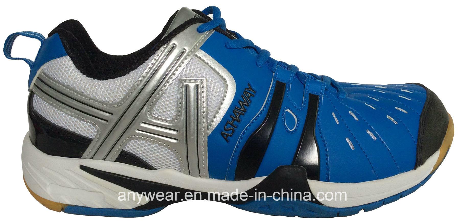 Mens Sports Shoes Badminton Shoes (815-9123)