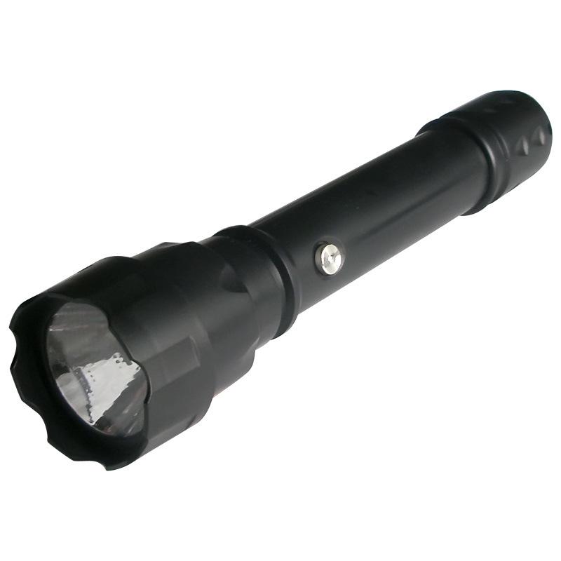 Professinal Manufactyure LED Rechargeable Flashlight (JK-7033)