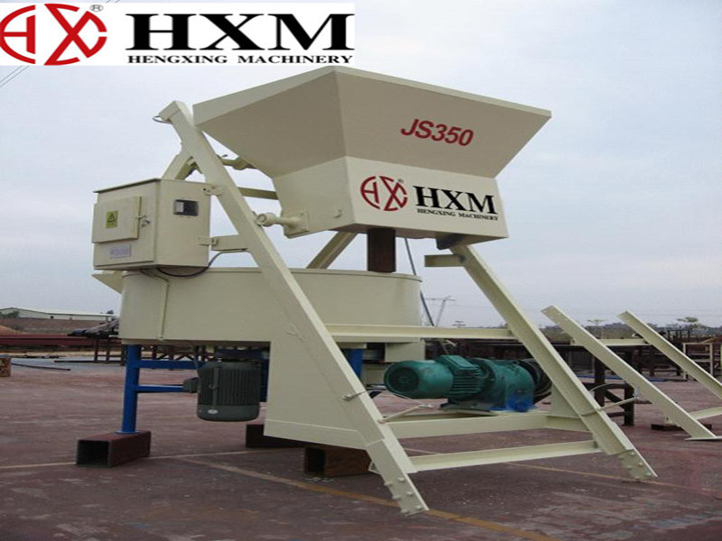 Automatic Concrete Brick Making Machine