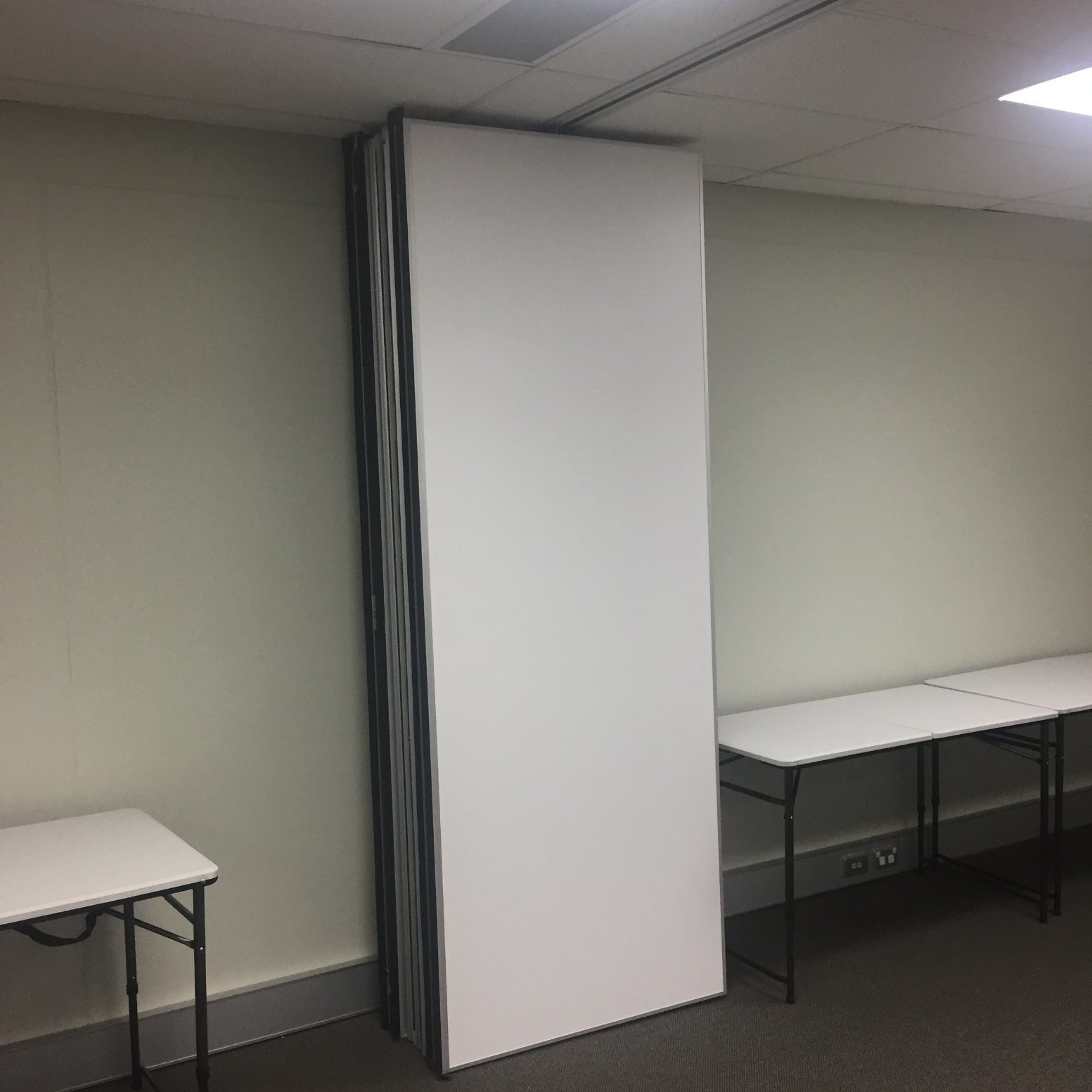 School Operable Partition Walls for Classroom Division