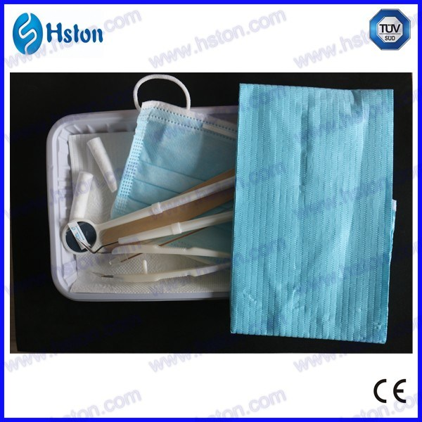 Disposable Sterile Dental Instrument Kit 10
