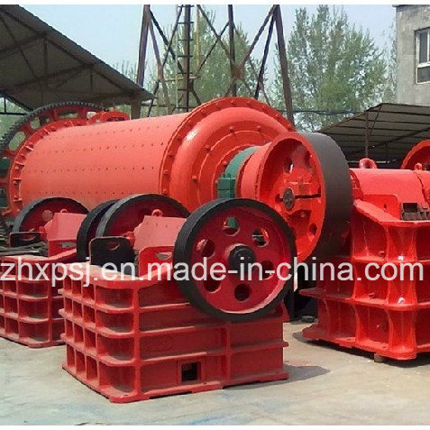 Small Size Diesel Engine Rock Crusher for Gold Ore