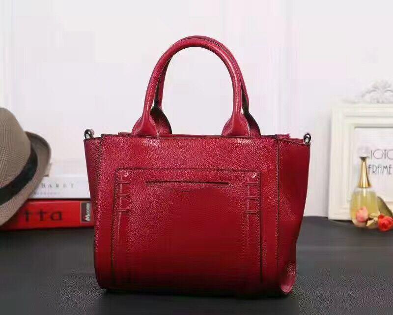 High Quality Women Brand Name Hand Bag, Leather Ladies Bag