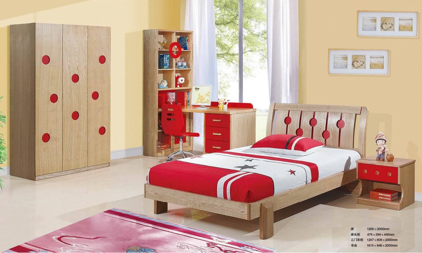 Meubles de chambre coucher d 39 enfant jkd 20200 for Meuble chambre a coucher