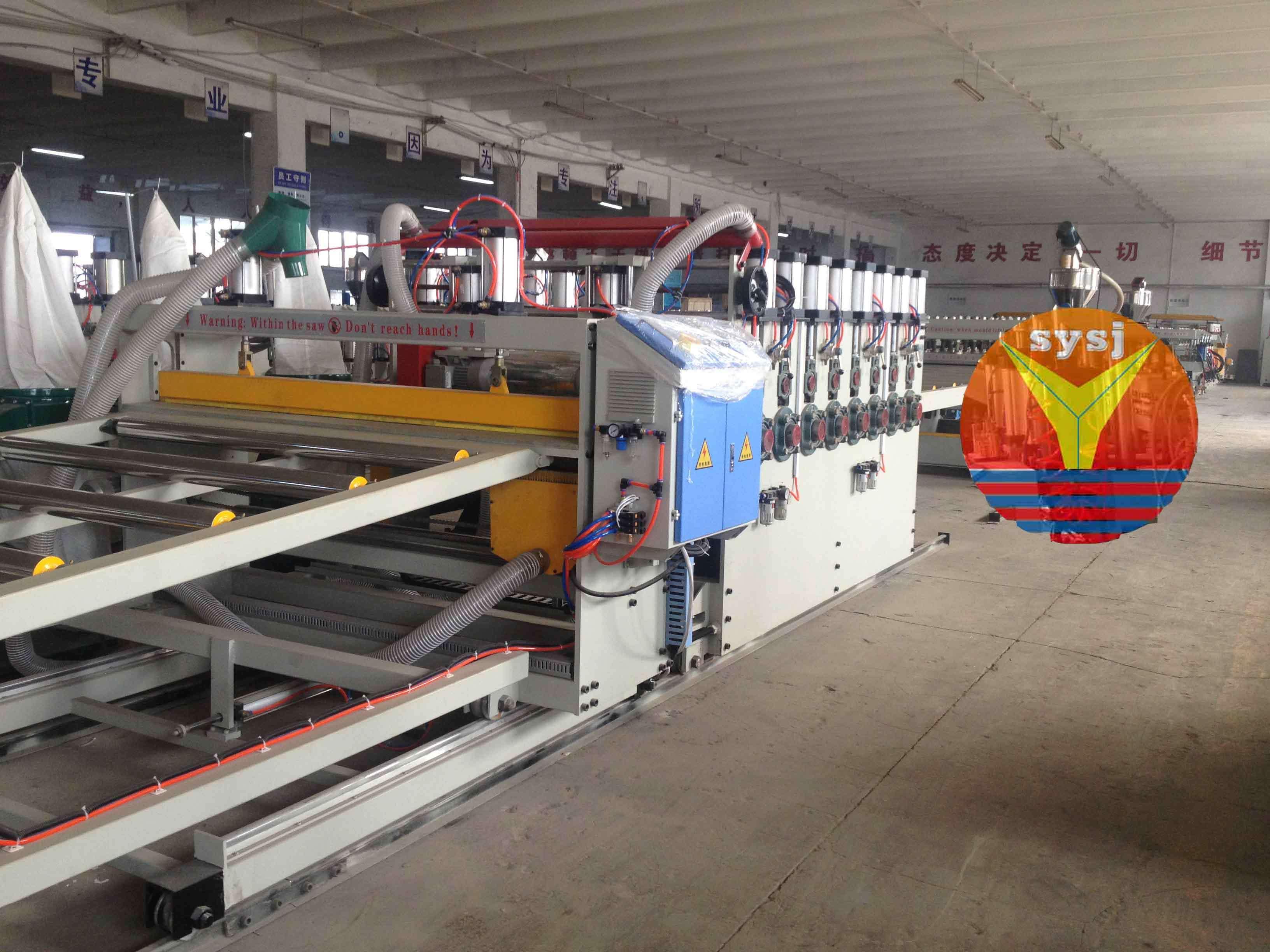 PVC Foam Board Machine Production Line