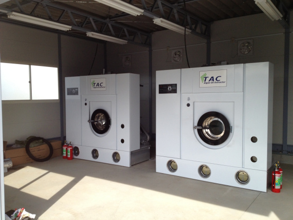 Professional Dry Cleaning Machinery China