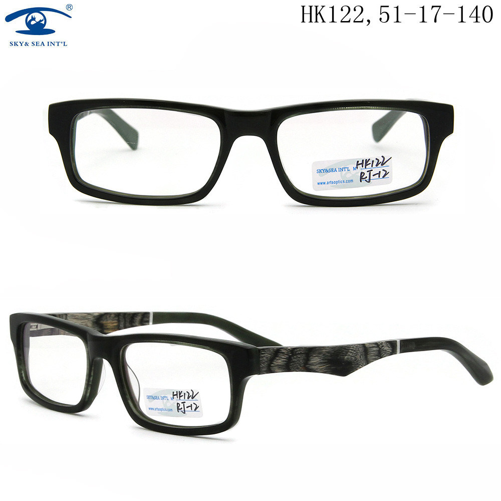 china new style wood eyeglass hk122 photos pictures