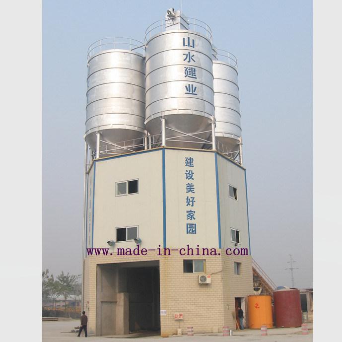 180m3/H Siemens PLC Control Environment Friendly Concrete Batching Plant