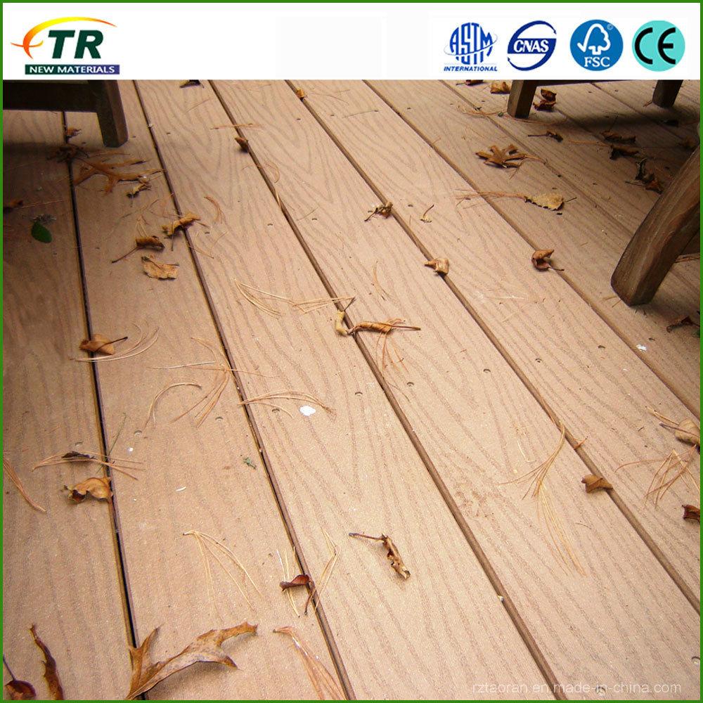 Wood Plastic Composite Outdoor WPC Decking Flooring