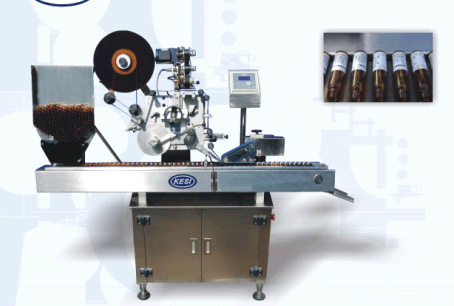 Automatic Ampoule Horizontal Labeling Machine