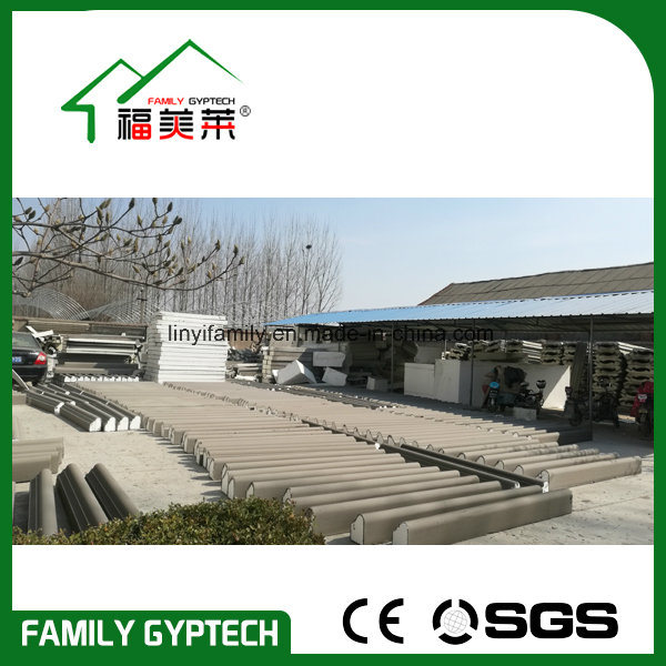 EPS Moulding for Exterior Decoration