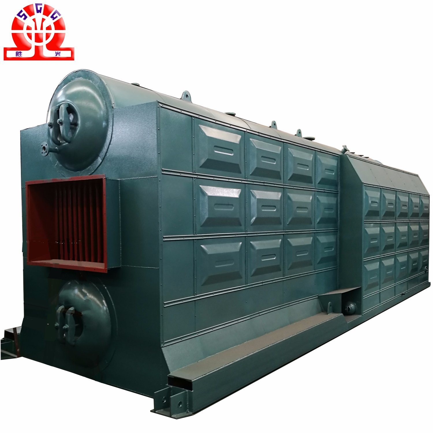 Large Capacity Coal Fired Water Tube Steam Boiler
