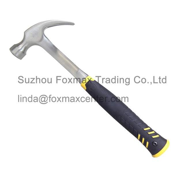 One Piece All Steel Claw Hammer (FMN-01)