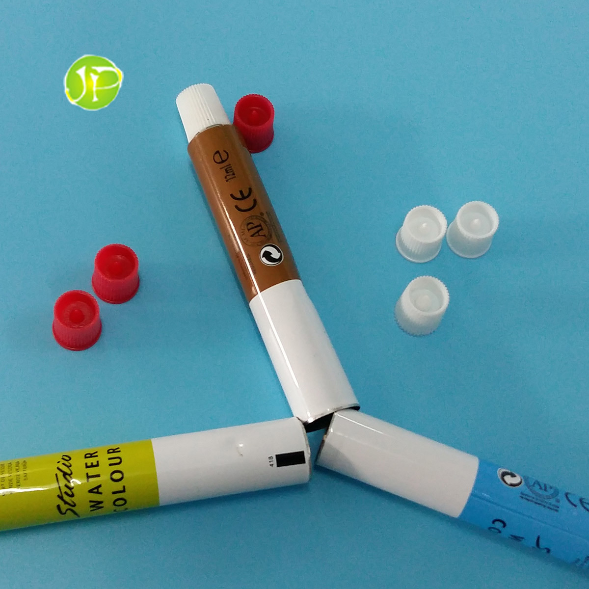 Aluminum Collapsible Tubes Painting Tubes Packing Tubes