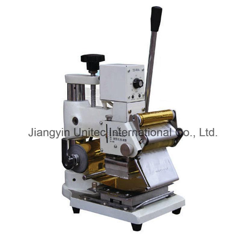 Wholesale Popular Designed Foil Machine Tj-90 Hot Stamping Machine