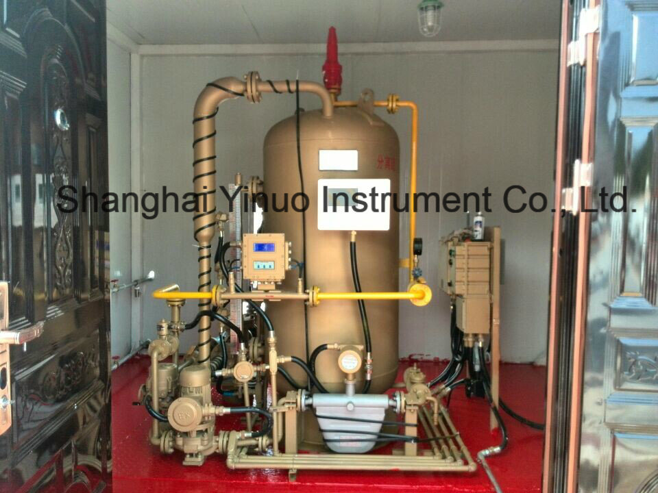 Tri-Phase Metering System for Oil Field (YQSJL-YN)