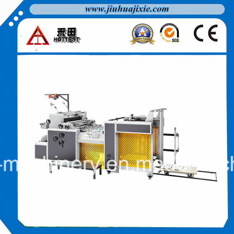 factories specialized in water soluble window film paper laminator machine KFM-Z1100