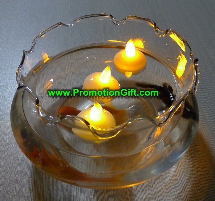 Floating LED Candle (JE1025D)