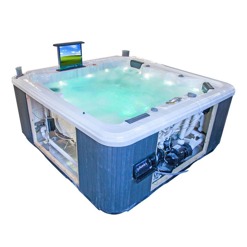SPA Product Outdoor Hot Tub Air & Massage Bathtub