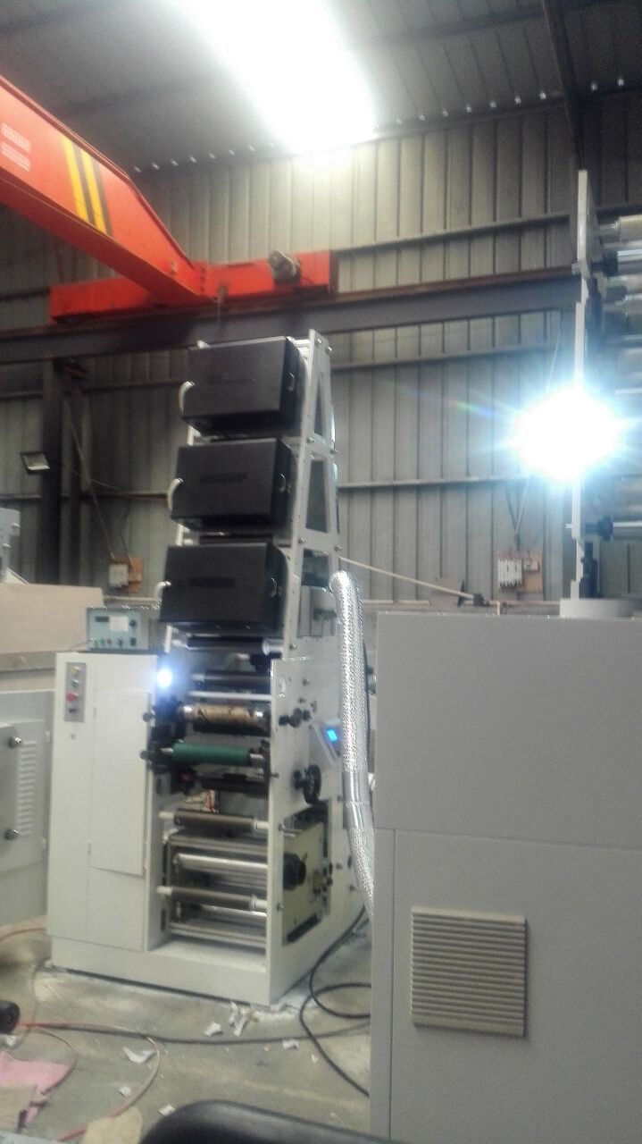 Flexo Printing Machine One Color Zb-320
