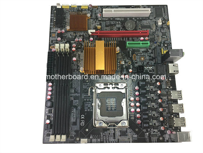 Domestic Hot Computer Motherboard X58 V2.0