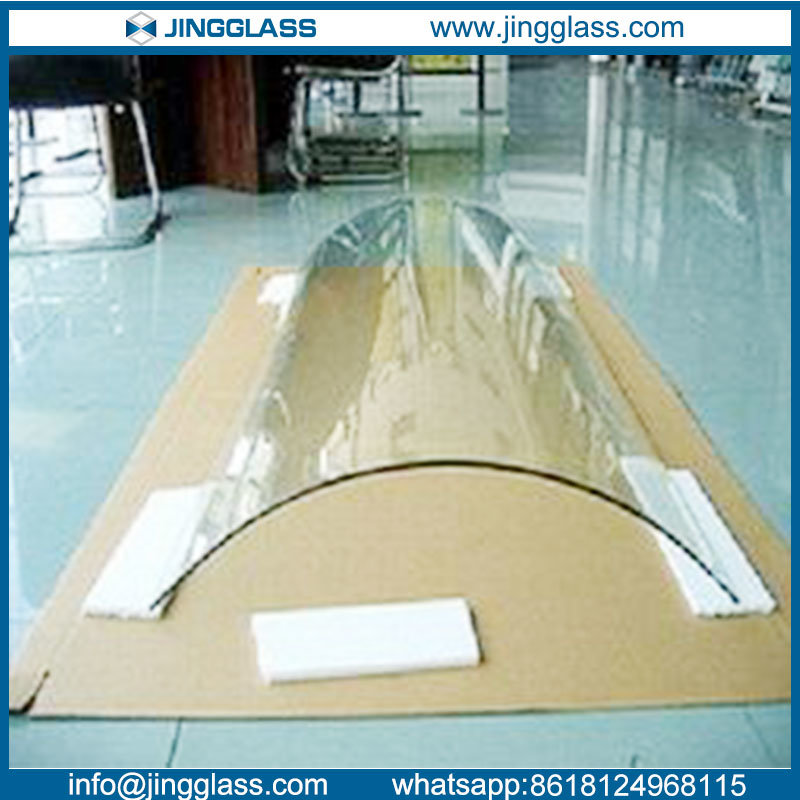 Curved Bent Glass Manufacture for Home Appliance