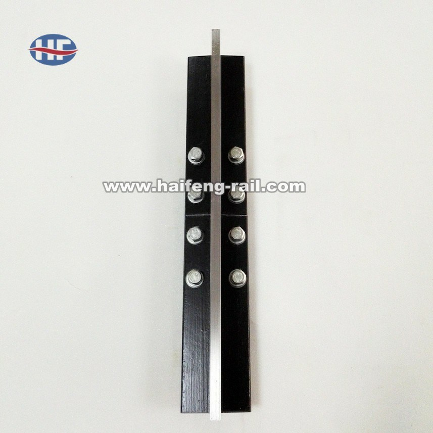 Strong and Long Life Elevator Guide Rail for Commercial Elevator, T114/B