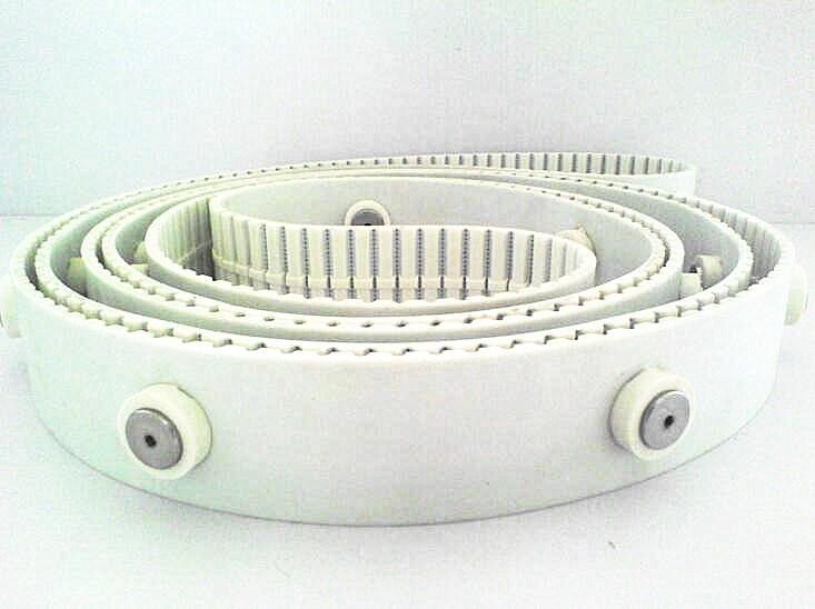 19.1-H-6604 PU Timing Belt Coating 3mm and Super Grip
