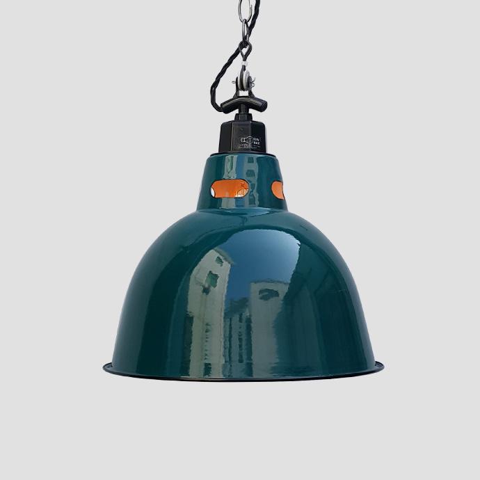 Modern Chandeliers Vintage Industrial Enamel Lamp Shade Pendant Lamp