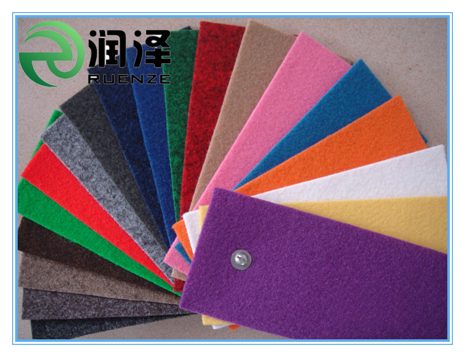 Plain Surface Exhibition Carpet