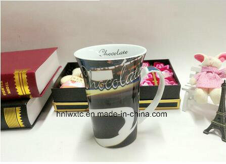 Wholesale 11oz Porcelain Coffee Mug for Women′s Day