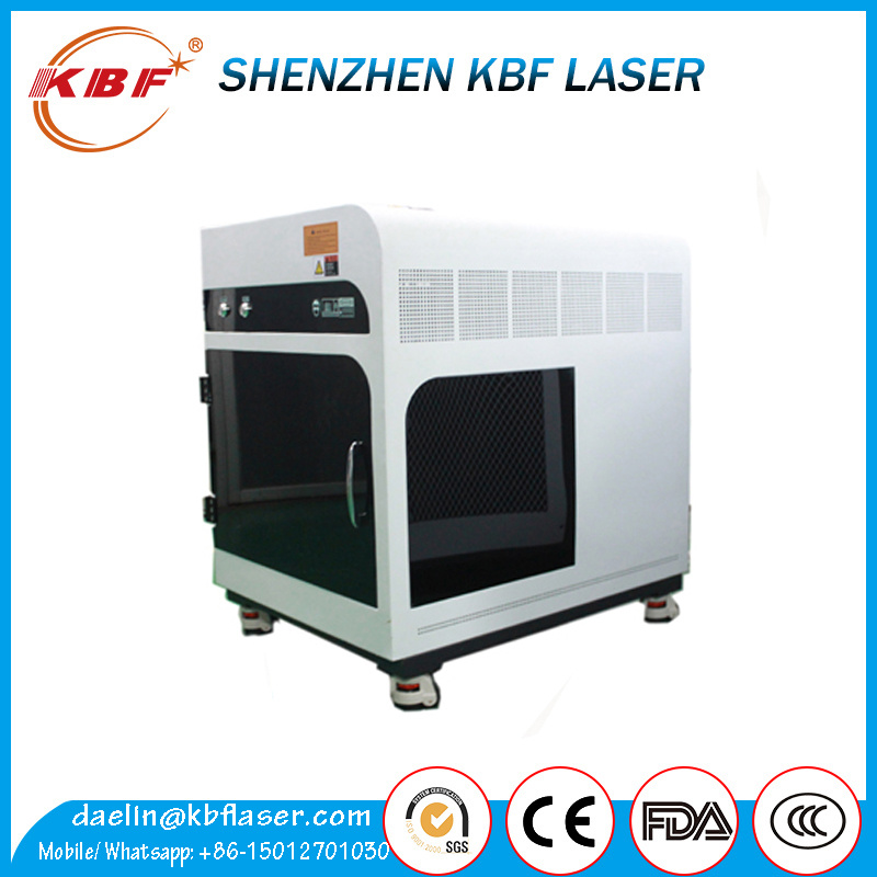 DIY 2D 3D 3watts Green Laser Engraving Machine for Glass Crystal Inner Engrave Expensive