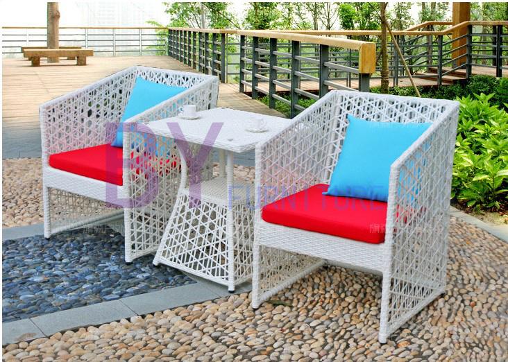Outdoor Furniture PE Rattan Dining Set