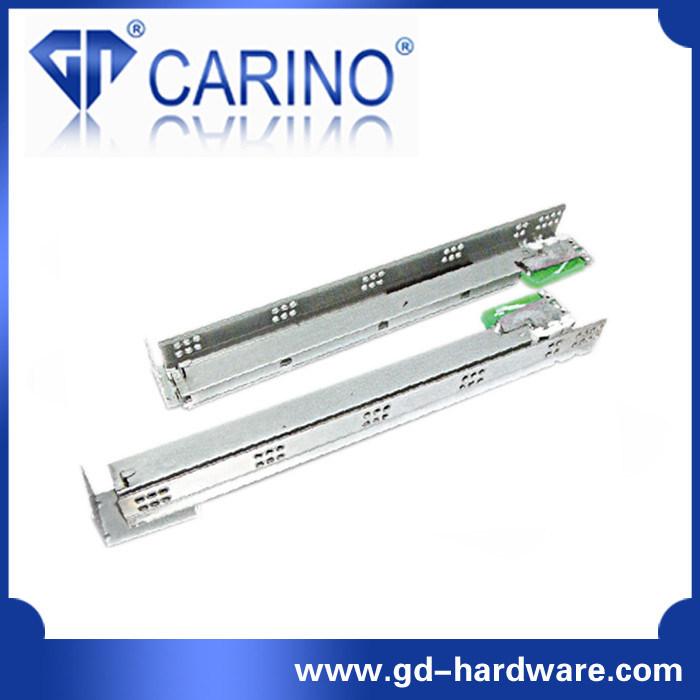 Load Bearing 40kgs Undermount Soft Close Drawer Slides (SC301)
