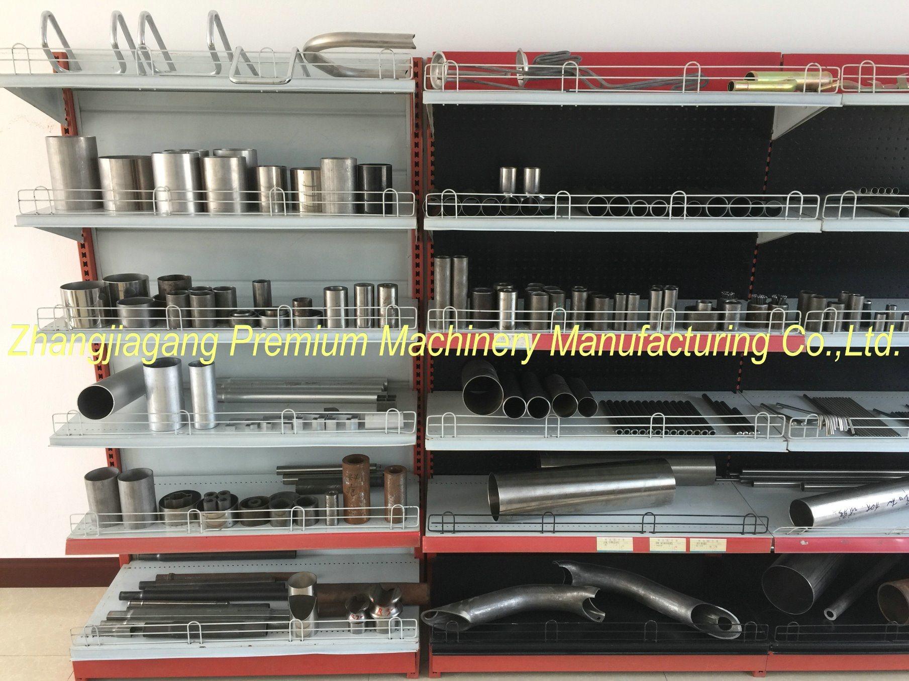 Diameter 65mm Plm-Fa80 Double Head Pipe Chamfering Machine