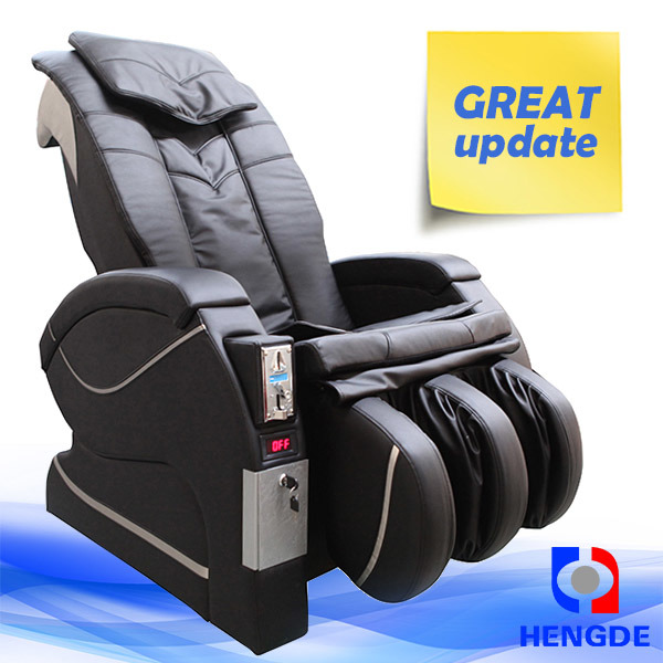 Coin Operated Vending Massage Chair / Airport Massage Chair / Shopping Mall Chair