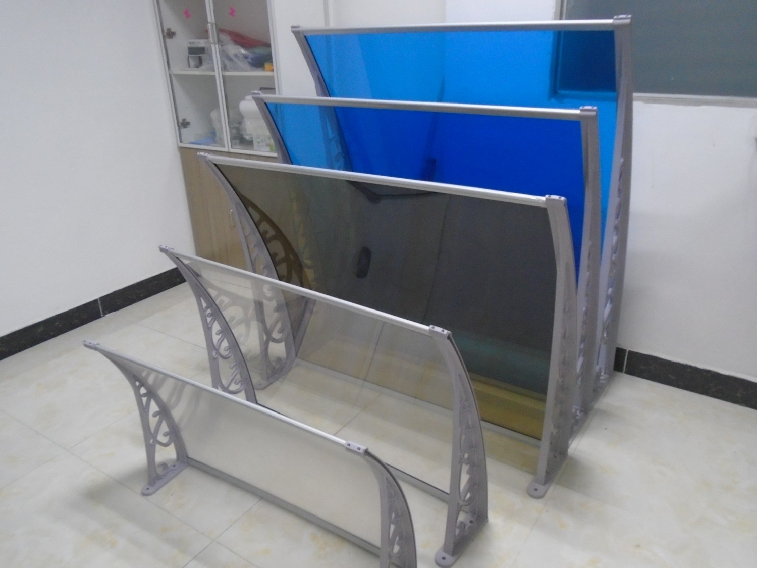 Wholesale Durable Outdoor Polycarbonate Sheet Window and Door Awning (800-B)