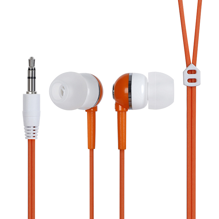 Various Colors of MP3 Headphones